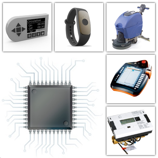 Illustration Embedded Software