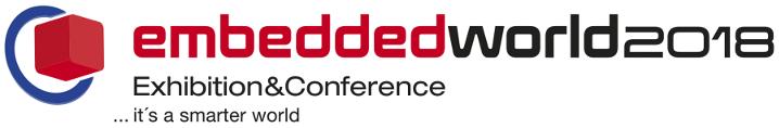 Logo Embedded World 2018