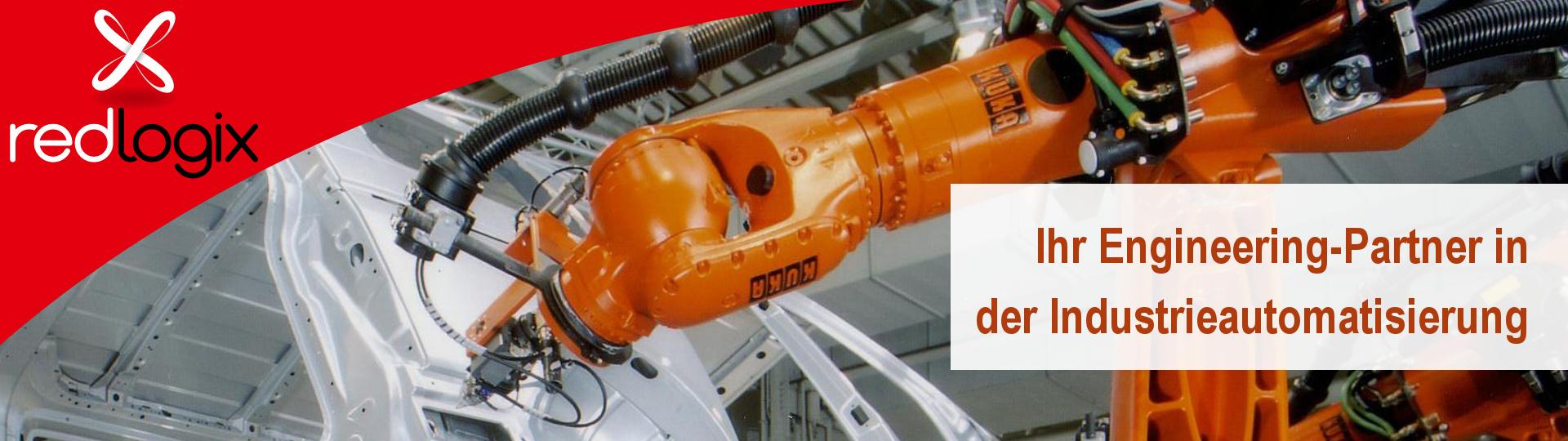 Illustration Industrielle Automatisierungstechnk